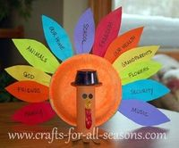 Turkey - preschool lesson plans
