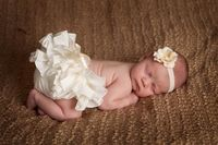 cute picture idea for baby girl!