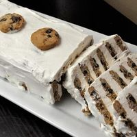 Chocolate Chip Ice Box Cake - Image Collection