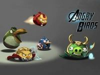 Angry Birds - Avengers