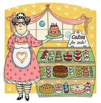 cakes for sale