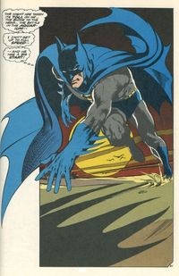Neal Adams Batman