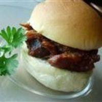 Sweet and Tangy Loose Beef BBQ