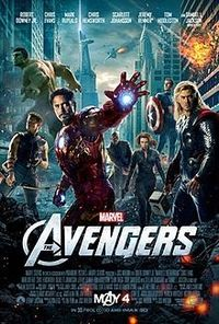 The Avengers... a MUST see!