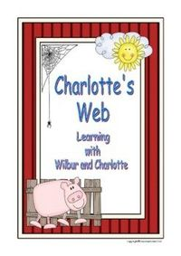 Friendship, loneliness, caring, scared, sharing, and sadness...Charlotte's Web has it all and more! This product is thirty-three pages of activitie...