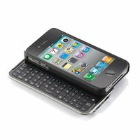 Iphone Bluetooth Slide Out Keyboard.