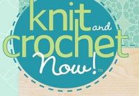 great videos for knitting and crocheting! plus free patterns