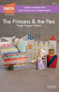 Princess and the Pea Could also retell with covered blocks or playdough