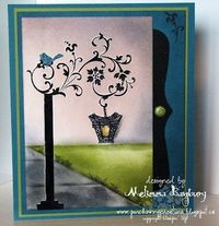 Porch Swing Creations: Twilight in the Park