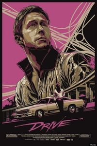 Drive poster 25 Alternate movie posters