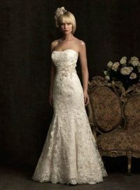 ALLURE 8917 Bridal Gowns